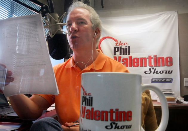 Conservative talk show host Phil Valentine, seen in 2009, has died after being hospitalised with Covid-19,...