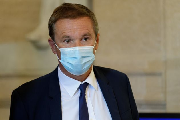 Nicolas Dupont-Aignan, ici à l'Assemblée nationale à Paris, le 22 septembre