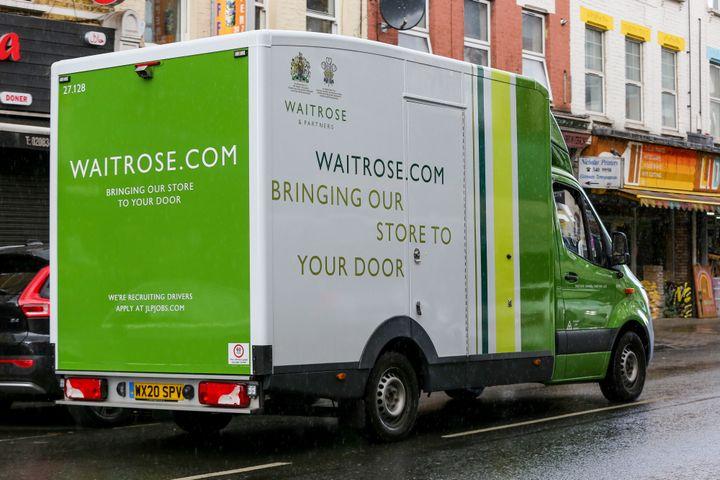 Waitrose fared the worst sadly