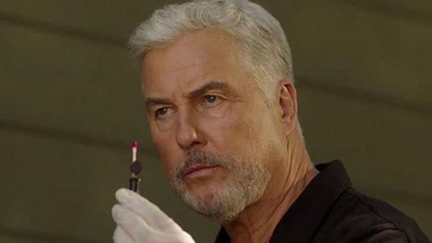 William Petersen, el actor que interpreta a Grissom en 'CSI: Las Vegas', hospitalizado de