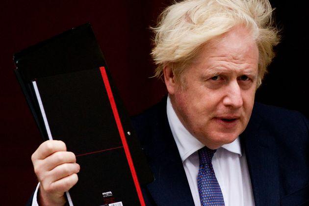 Boris Johnson Won't Be Pushing G7 Sanctions Against Taliban, No.10