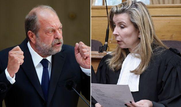 Le garde des Sceaux, Eric Dupond-Moretti visé par une plainte de l'avocate Nathalie