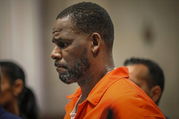 R. Kelly, shown here at a Chicago court appearance in September 2019, is facing several charges connected to allegations of sexual abuse.