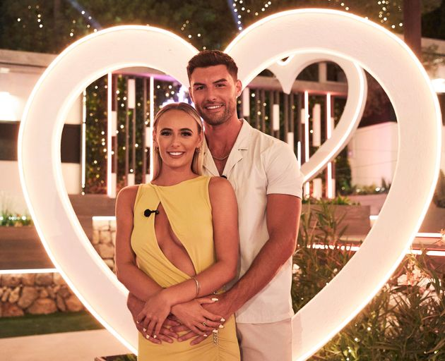 Millie Court and Liam Reardon have won this year's Love