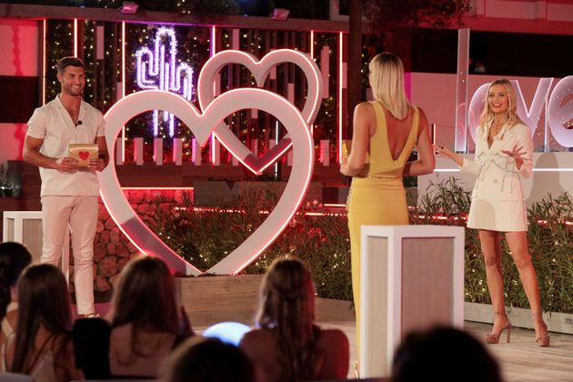 Liam and Millie were crowned the winners of this year's Love Island, but faced one last