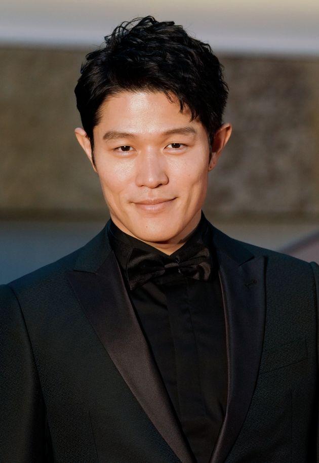 俳優の鈴木亮平さん