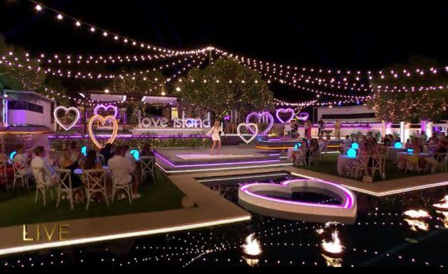 The main Love Island villa is transformed ahead of the