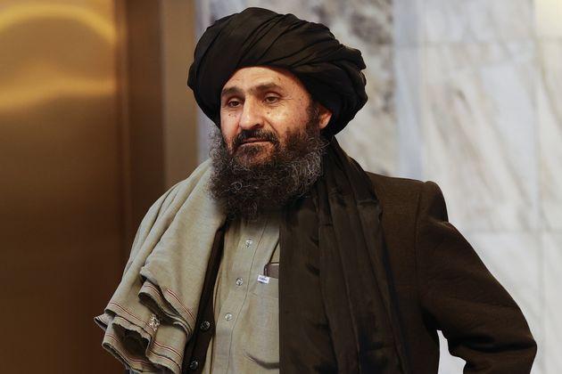 Abdul Ghani Baradar (Photo by Sefa Karacan/Anadolu Agency via Getty