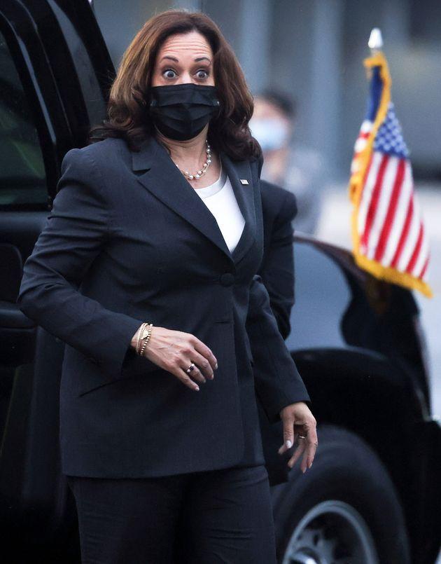 H αντιπρόεδορς των ΗΠΑ,...