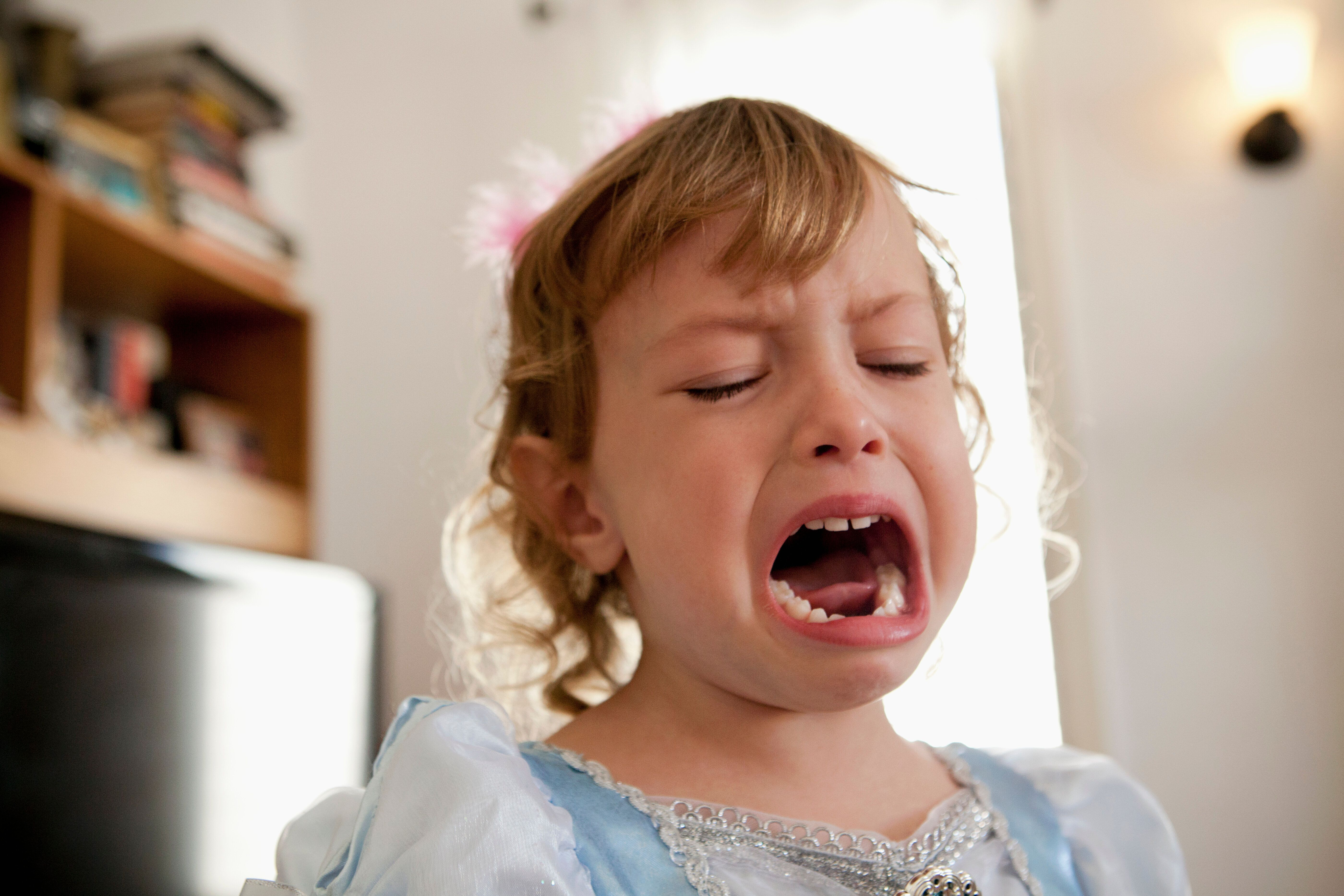 Yup, End-Of-Summer Tantrum Season Is Here, And It's No Fun