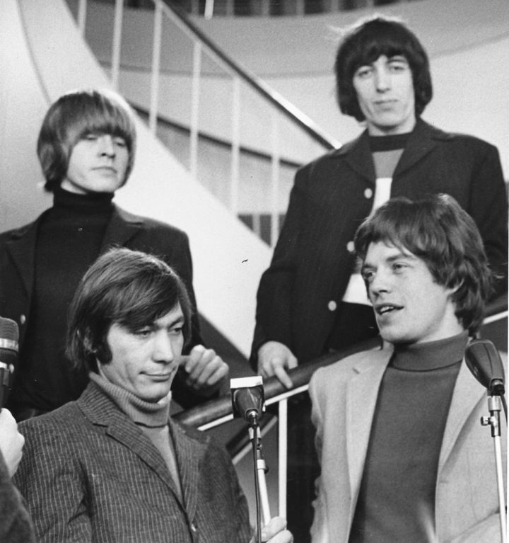 """""""Every band I'd ever been in had lasted a week,"""" Watts said. """"I always thought the Stones would last a week, then a fortnight, and then suddenly, it's 30 years."""""""