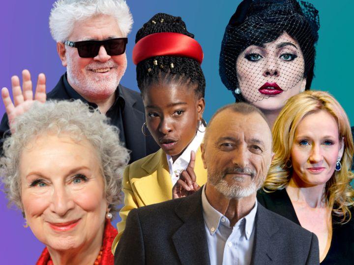 Pedro Almodóvar, Margaret Atwood, Amanda Gorman, Lady Gaga, Arturo Pérez-Reverte o JK. Rowling serán algunas de las figuras culturales del otoño.