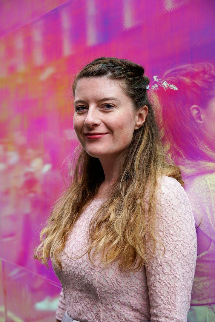 Rachel Thompson, author of Rough.
