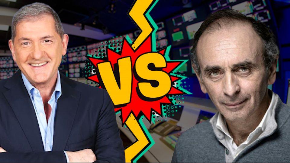 BFMTV, CNews, TF1, France 2... Ces matchs d'animateurs à surveiller à la