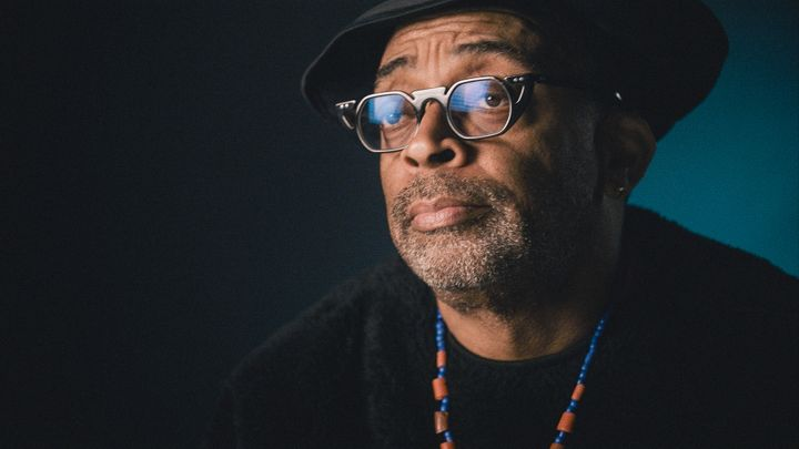 """Director Spike Lee in his new HBO docuseries """"NYC EPICENTERS 9/11➔2021½."""""""