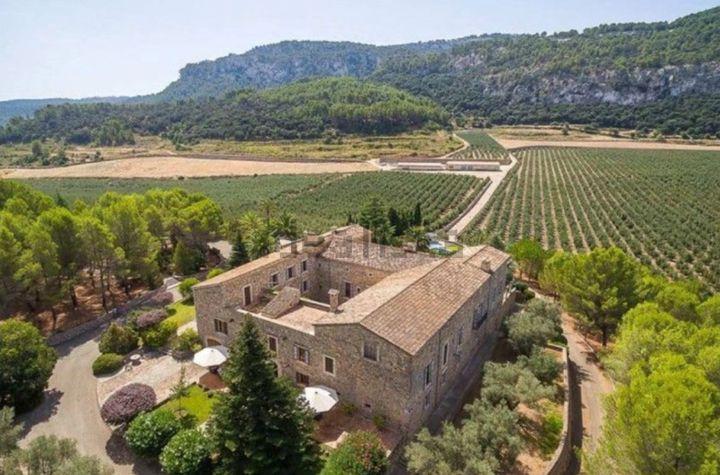 Casa Son Serralata, Mallorca