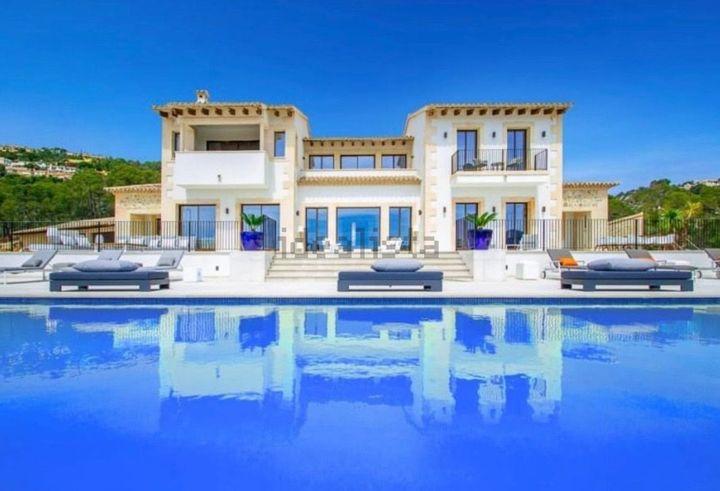 Villa en Port d'Andratx, Mallorca.