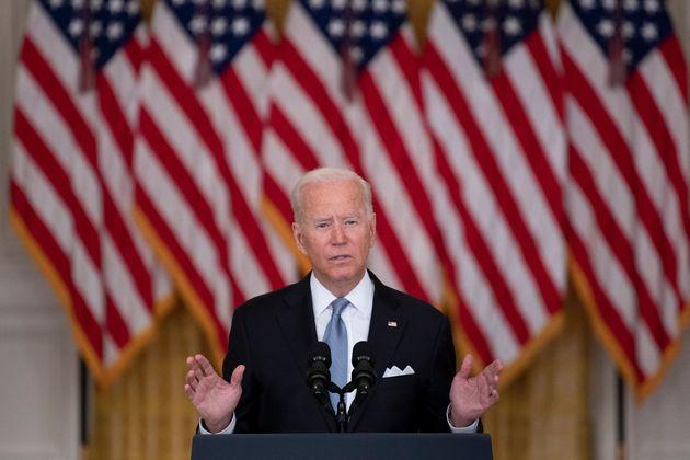 Joe Biden a picco nei sondaggi, ma non è per