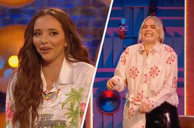 Jade and Anne-Marie don't exactly get off to the strongest start in the