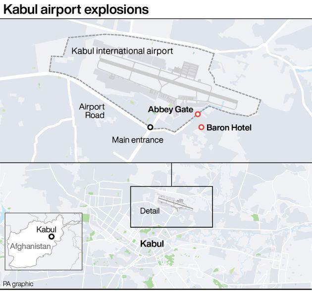 Kabul Attack: Here's The Latest From