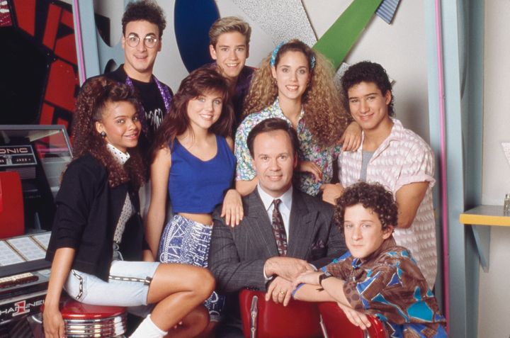 """""""Saved by the Bell"""" will join Netflix on Sept. 15."""