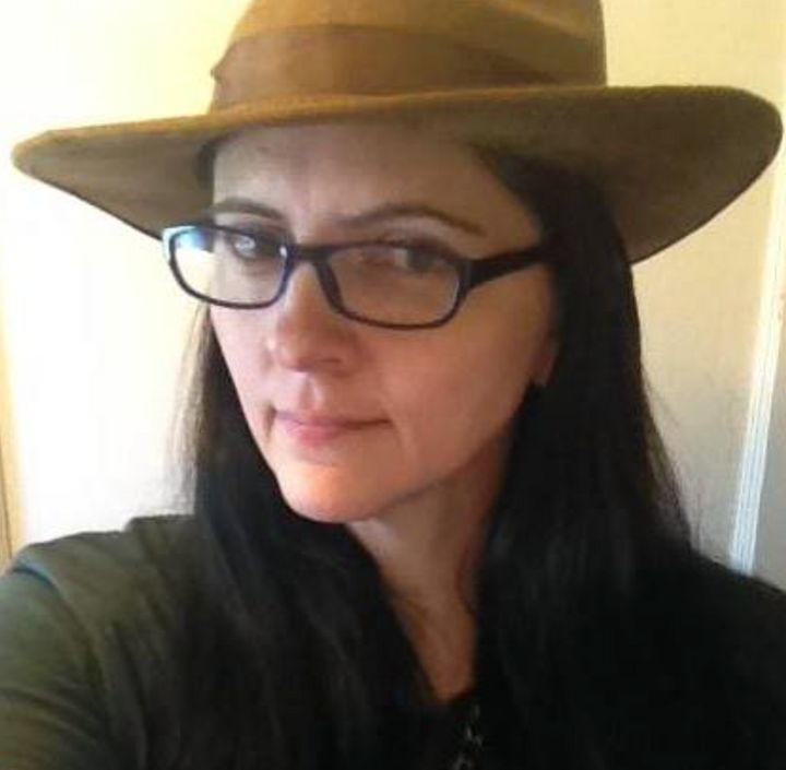 Lesli Richardson, an author living in Tampa, Florida, got COVID-19 earlier this year and has been living with symptoms ever since.
