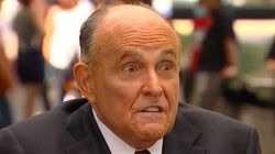 Rudy Giuliani Denies Drinking Problem In The Weirdest Possible