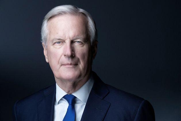 Michel Barnier, en una sesión de fotos con AFP el pasado mayo, en