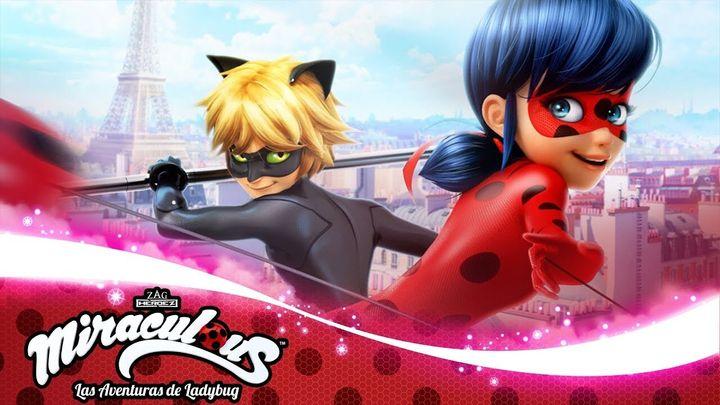 Imagen promocional de 'Miraculous: las venturas de Ladybug'.