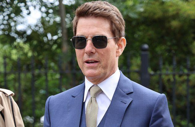 Tom Cruise, ici au mois de juillet 2021, à
