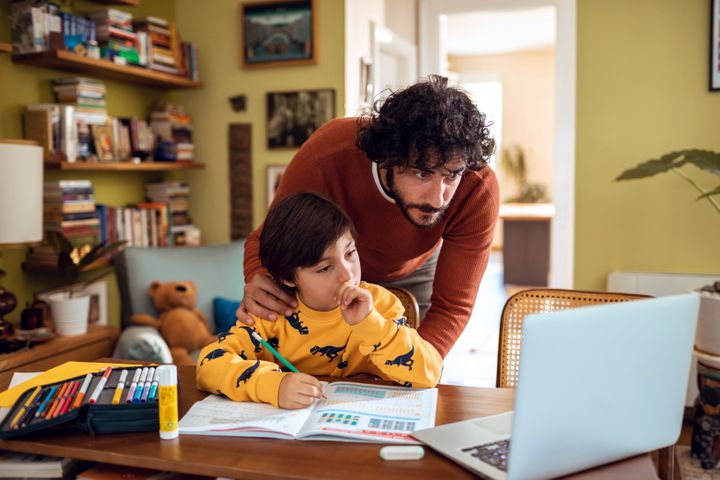 Kids have opportunities to practice accountability with age-appropriate responsibilities such as doing homework, picking up toys or helping their parents around the house.