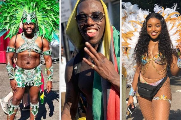 Notting Hill Carnival, in your pictures.