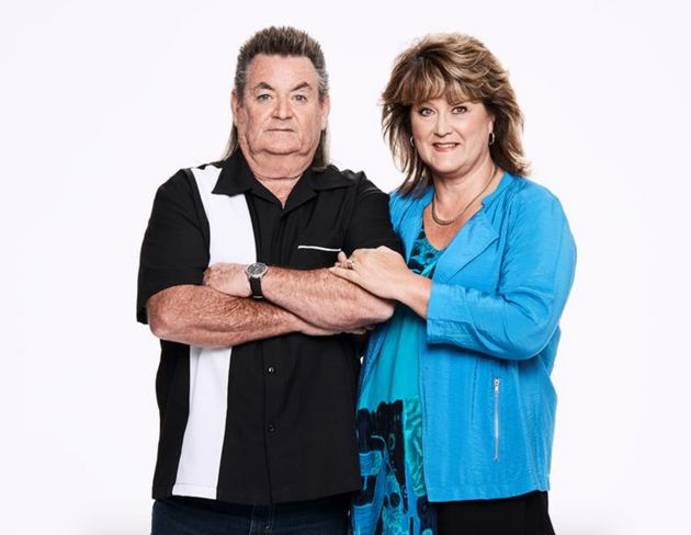 Jannine and Mark were favourites of Instant Hotel viewers