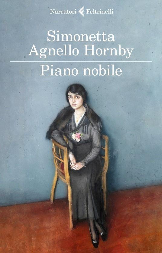 FOTO 4. Simonetta Agnello Hornby - Piano Nobile (Feltrinelli)