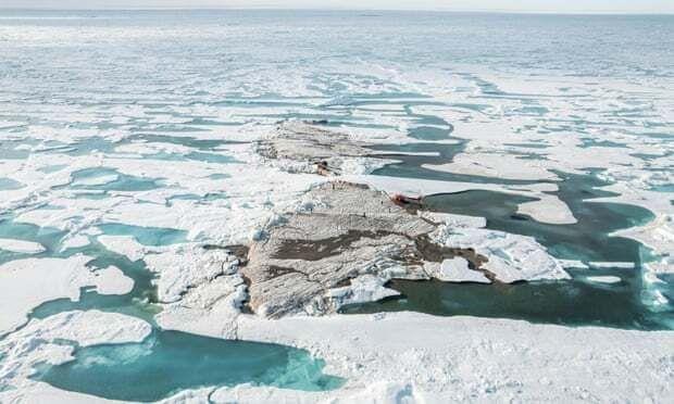 Το μικροσκοπικό νησί στα ανοικτά των ακτών της Γροιλανδίας είναι το βορειότερο σημείο ξηράς στον κόσμο,...