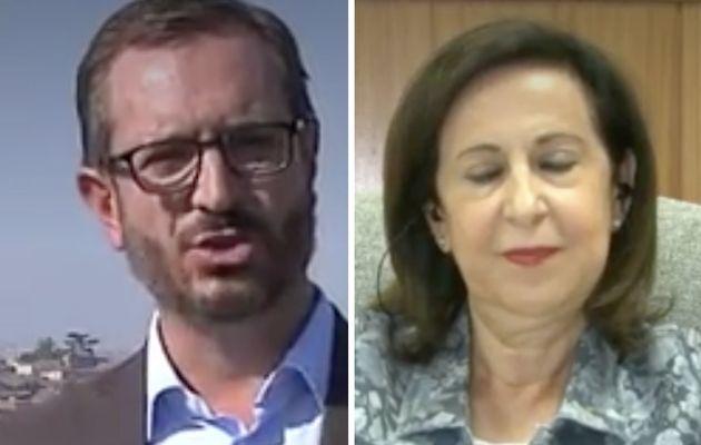 Javier Maroto y Margarita Robles, en 'LaSexta