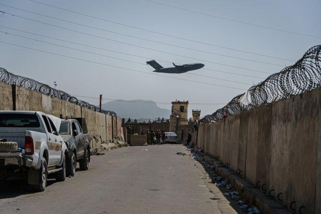Un drone de EEUU bombardea en Kabul un coche con supuestos miembros del Estado