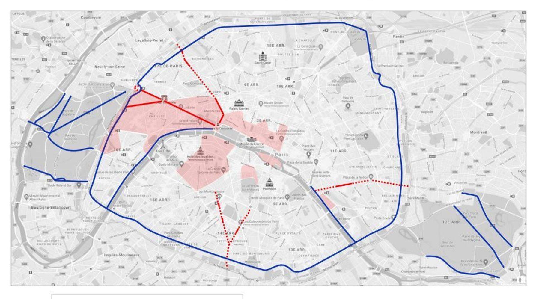 Paris passe à 30 km/h partout à partir du 30 août, sauf quelques axes