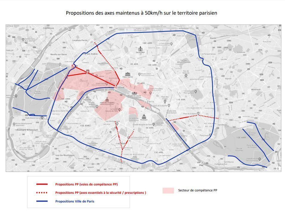 Paris passe à 30 km/h partout à partir du 30 août, sauf quelques