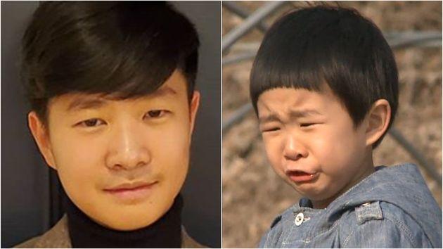 김민국/과거 MBC '아빠 어디가?'에 출연했던