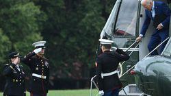 Biden honra los restos de los militares muertos en Afganistán a su llegada a