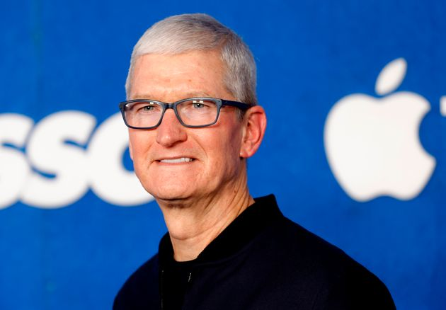 WEST HOLLYWOOD, CALIFORNIA - JULY 15:Apple CEO Tim Cook attends Apple's