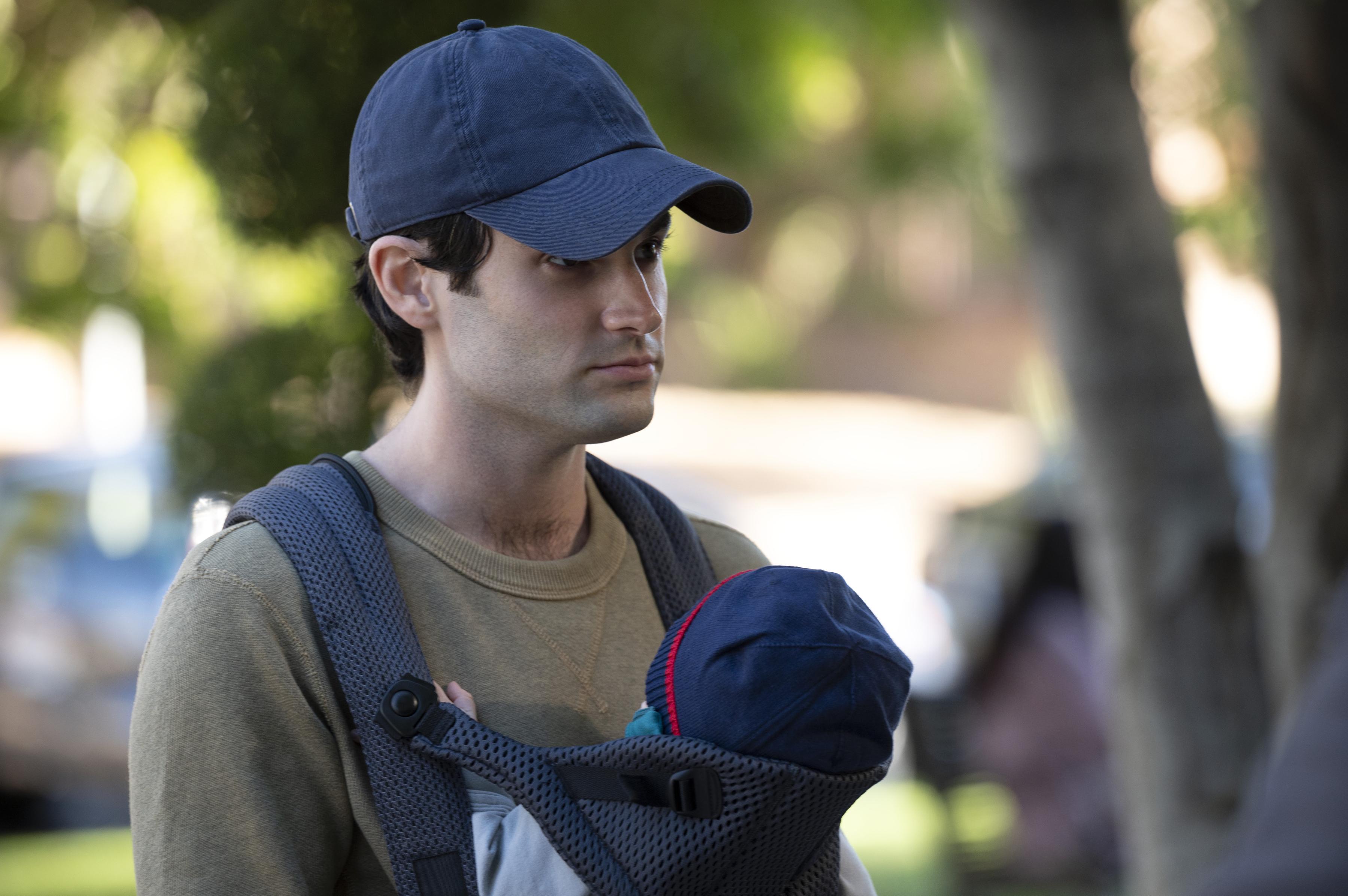 You Season 3 Teaser Has First Glimpse Of Penn Badgley As Suburban Stalker Dad