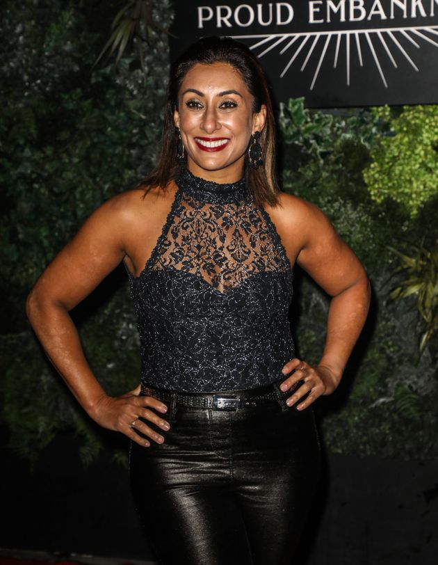 Saira Khan pictured at an event in November 2020