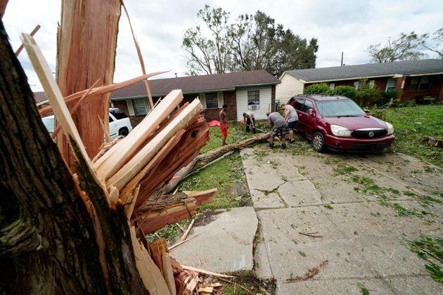 En Louisiane, l'ouragan Ida a fait au moins 2 morts. Sur place les dégâts matériels...