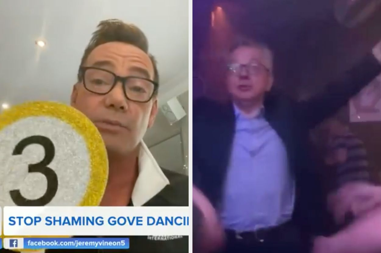 Craig Revel Horwood Weighs In On Michael Gove's Dancing, And He's As Honest As Ever