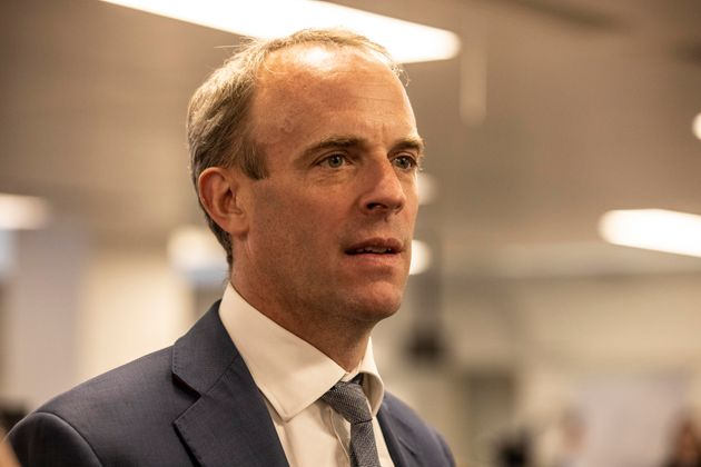 Dominic Raab Accuses Critics Of 'Sloping Off' To Newspapers To Brief Against