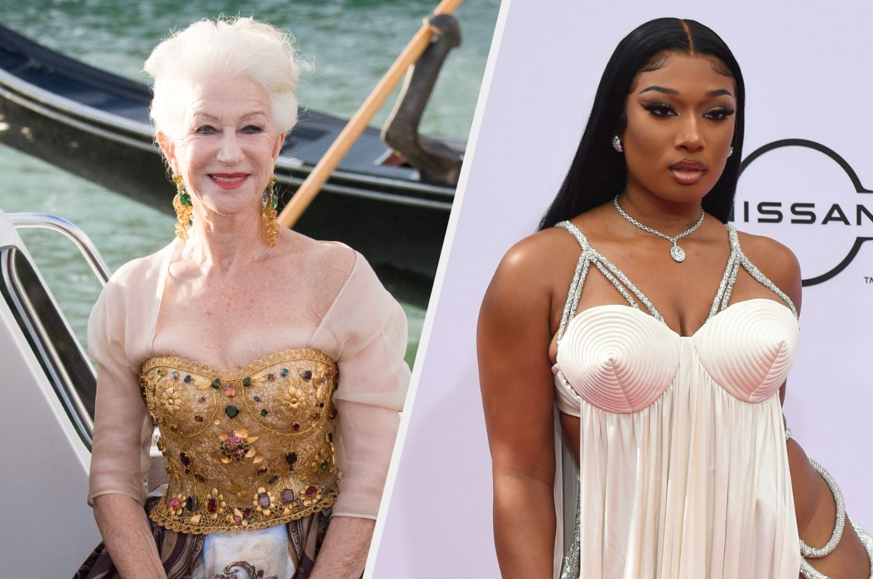 Helen Mirren And Megan Thee Stallion Dancing Together Is Even More Joyous Than It Sounds