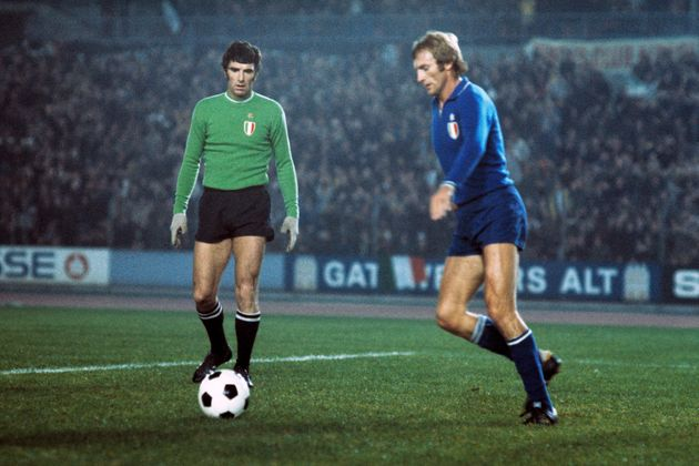 (GERMANY OUT) football, European Champion Clubs Cup, Champions League, 1975/1976, last sixteen, first...