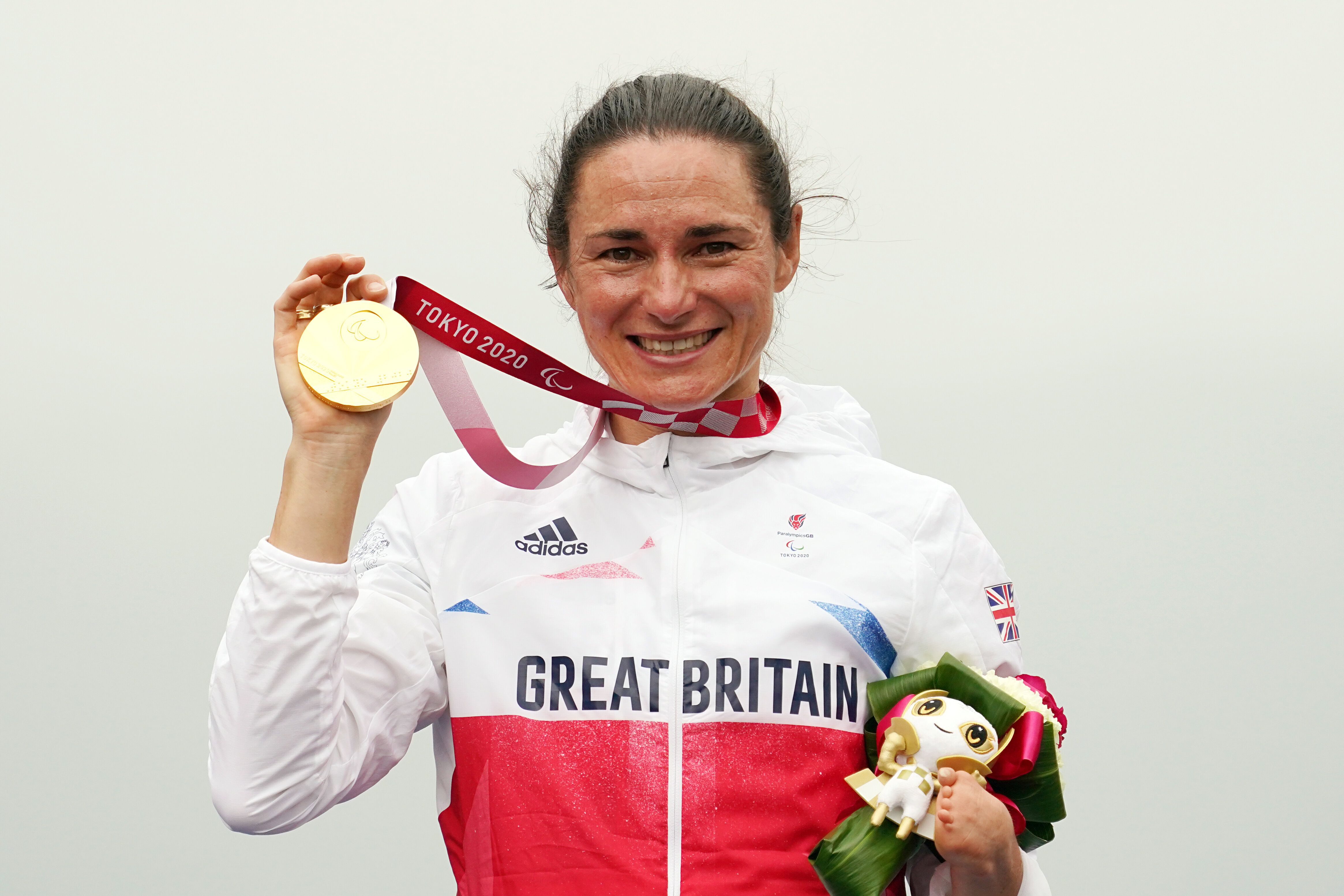 Dame Sarah Storey Claims 16th Paralympic Gold As She Equals Team GB Record